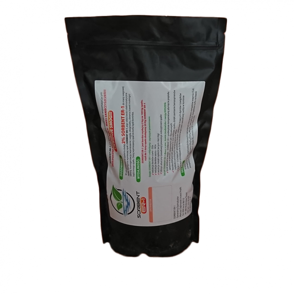 Sklep Sorbent ER1 - woreczek 2 kg